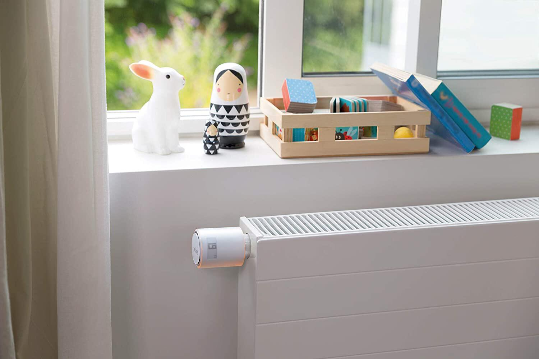 Bild zu heizung, heizen, winter, wärme, geld sparen, smartes thermostat, heizkörper, digital, smart home