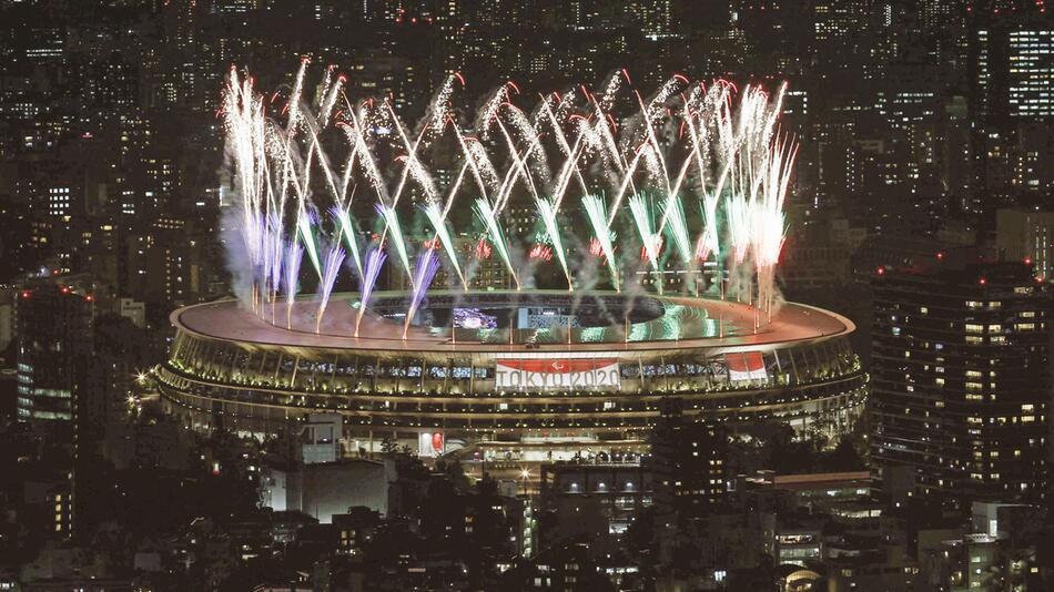 Paralympics Tokio 2020 - Eröffnungsfeier