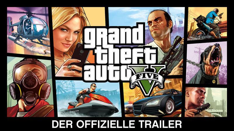 Bild zu GTA 5