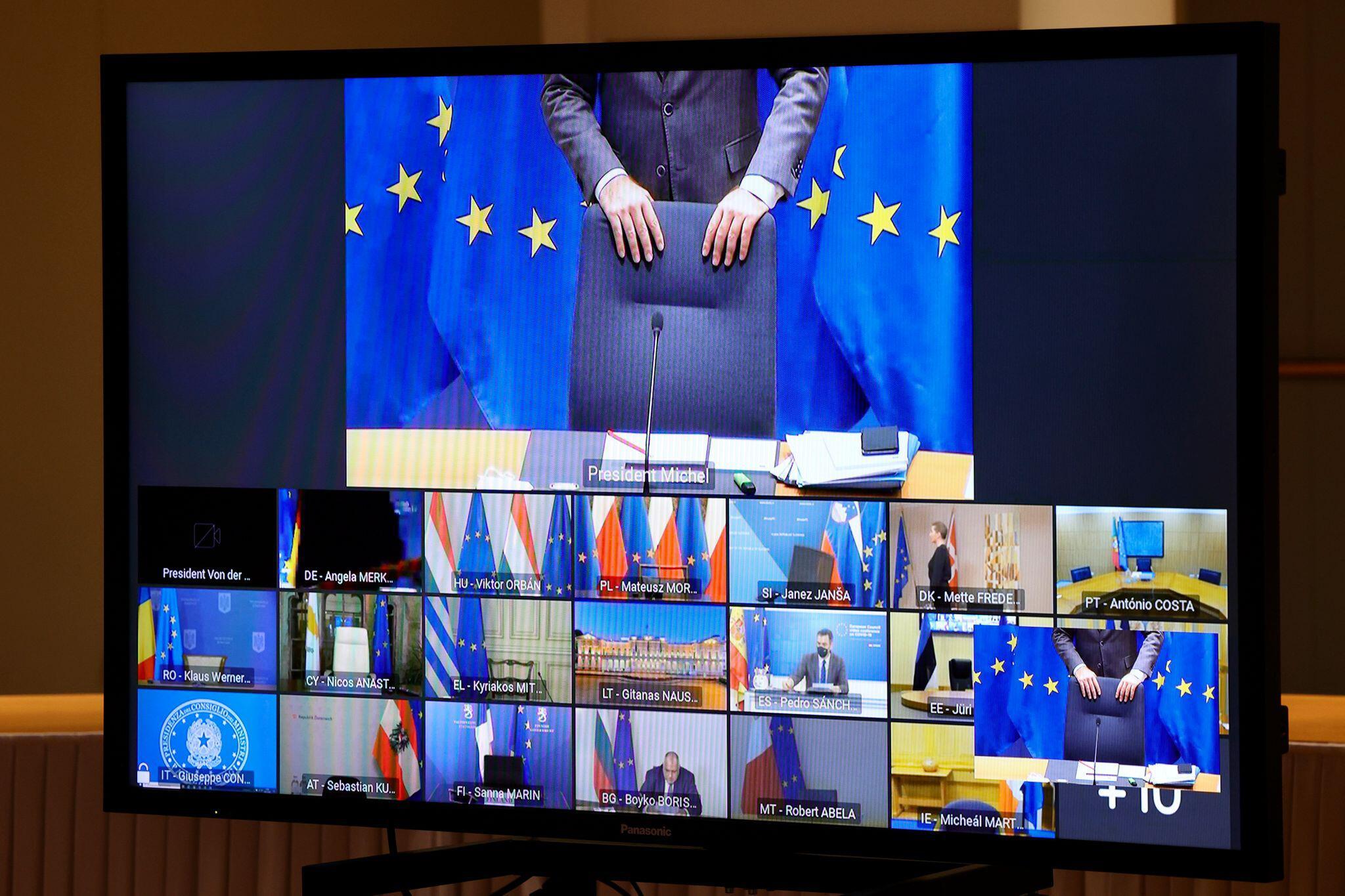 Bild zu EU-Video-Gipfel