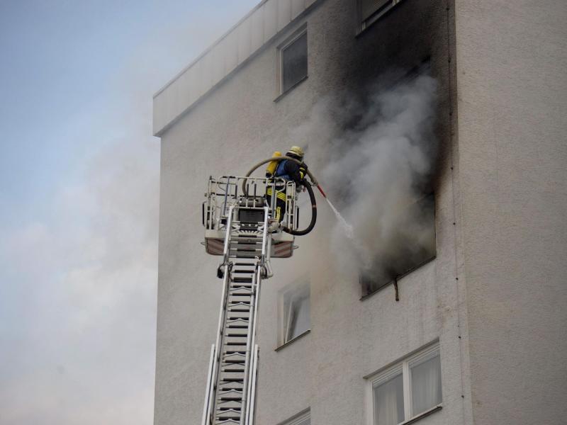 Bild zu Brand dank Rauchmelder früh erkennen
