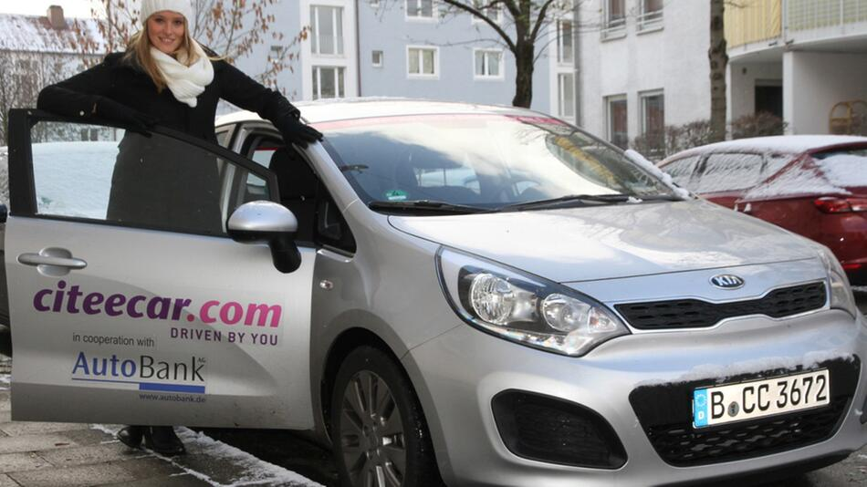 Carsharing: Beliebte Form der Kurzzeitmiete
