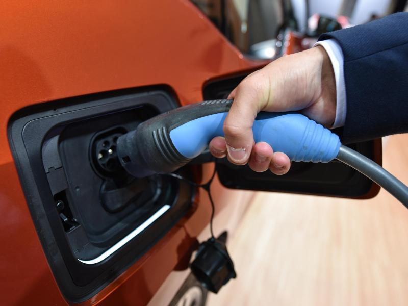 Bild zu Elektrofahrzeug