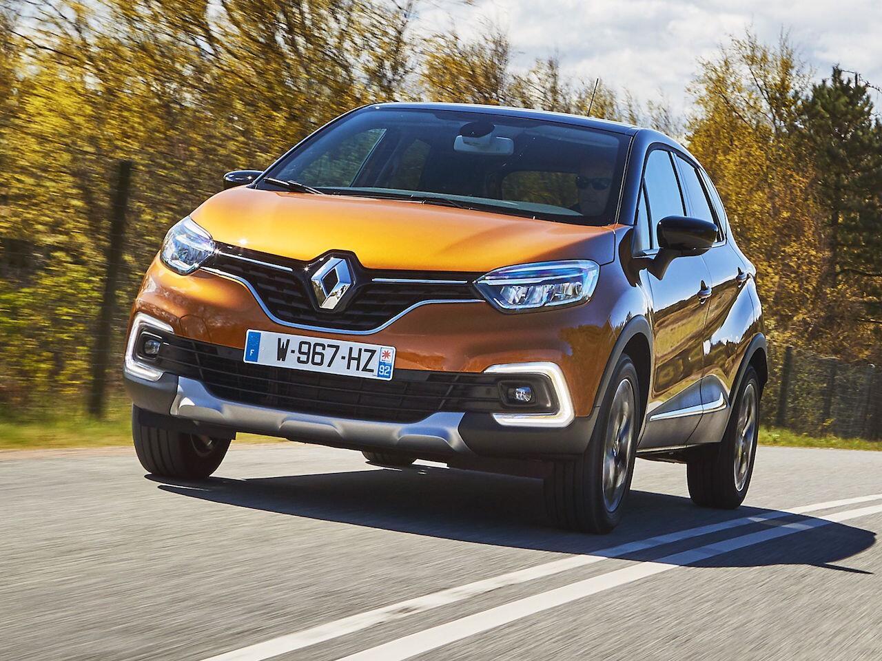 Bild zu Platz 8: Renault Captur