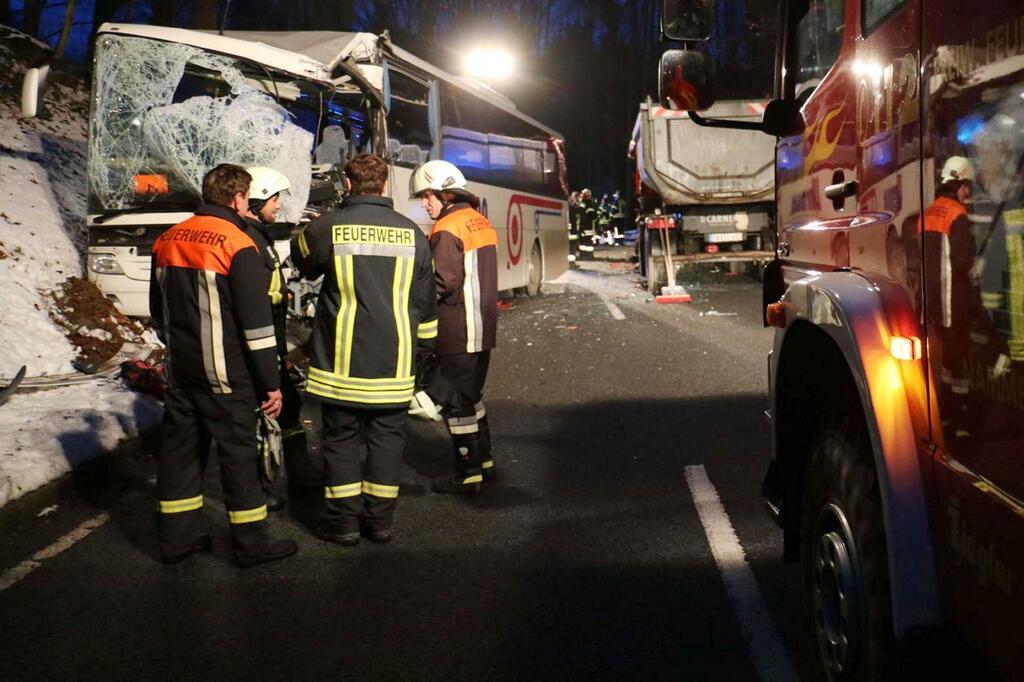 Bild zu Unfall in Fürstenstein