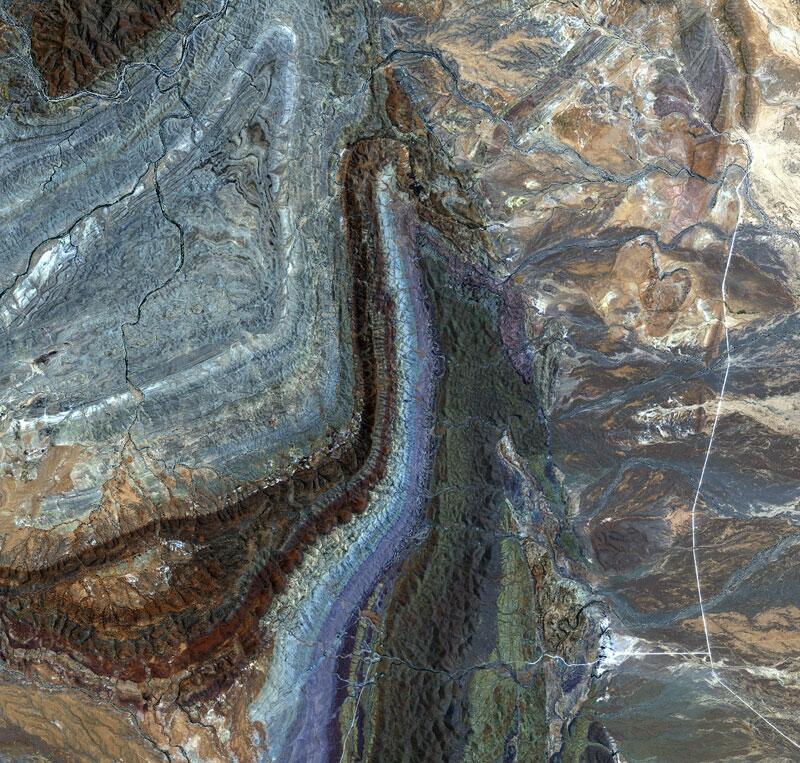 Bild zu Flinderskette in Australien