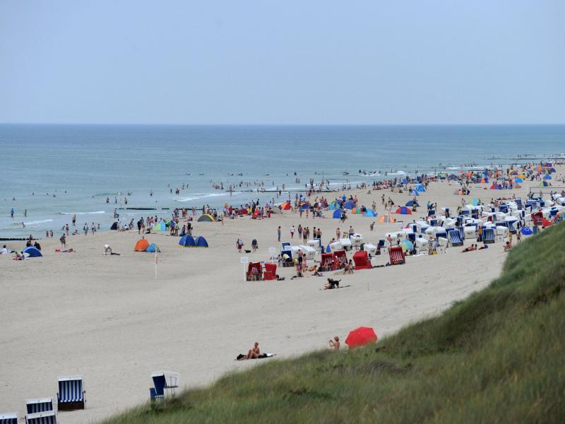 Bild zu Sylter Strand