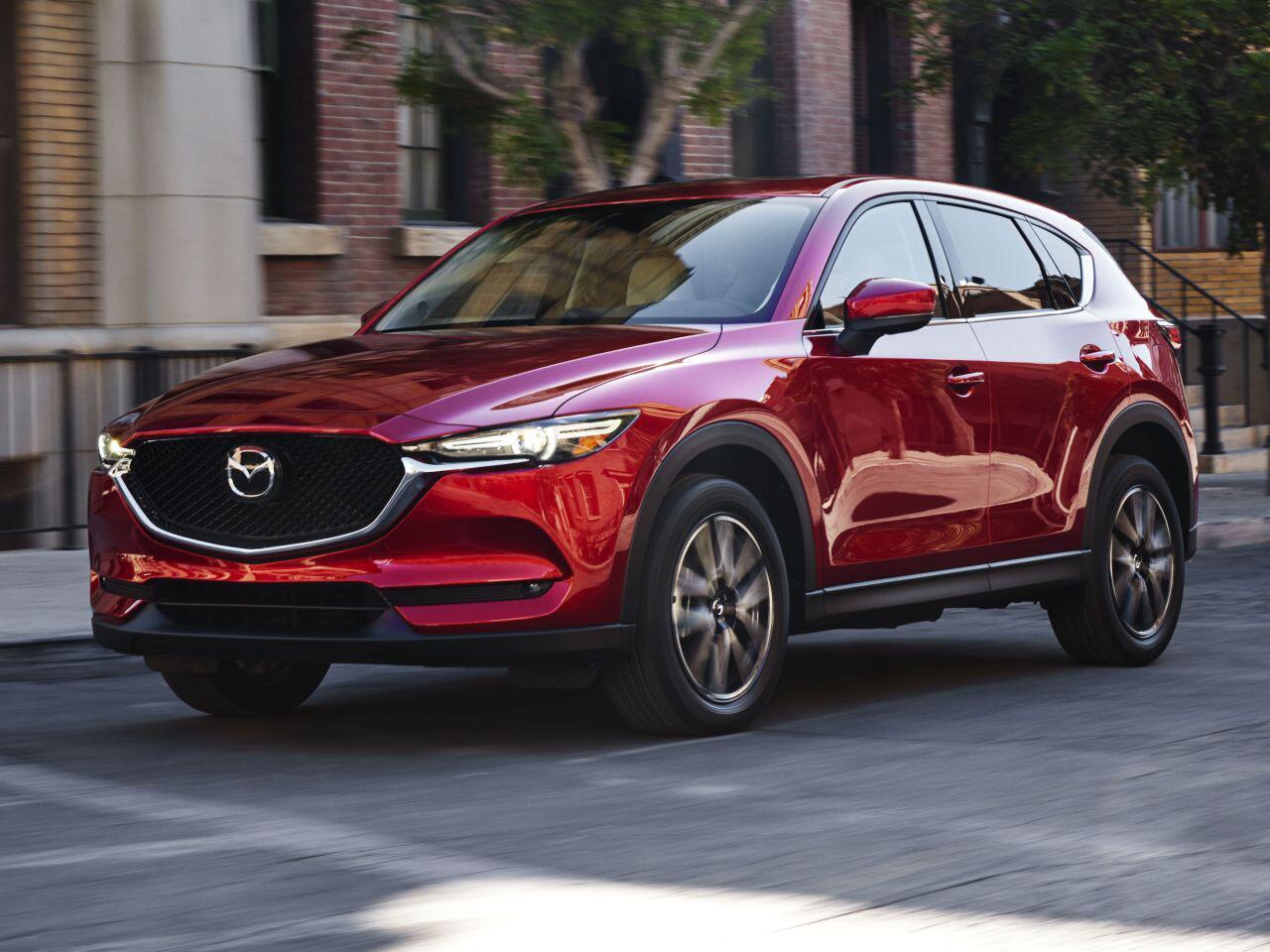 Bild zu Platz 7: Mazda CX-5