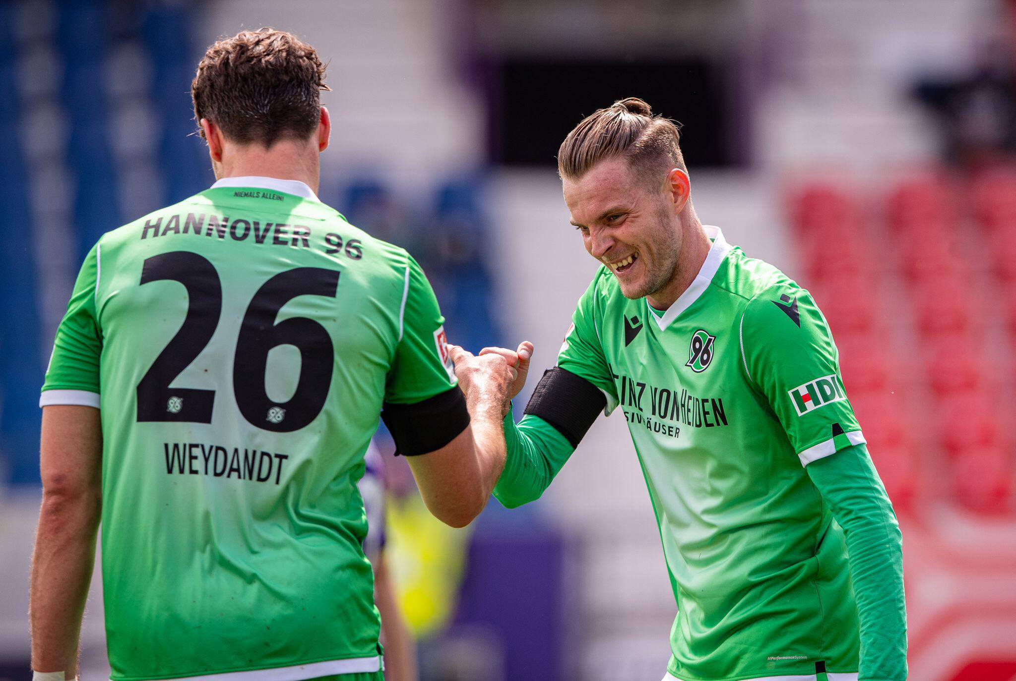 Bild zu VfL Osnabrück - Hannover 96