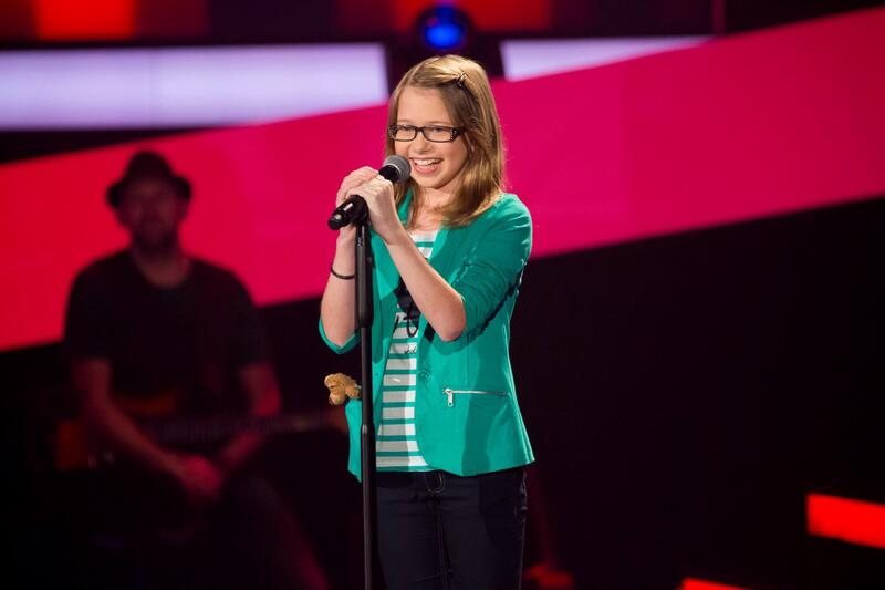 "Bild zu ""The Voice Kids"": Laura (13)"