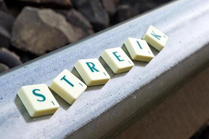 Nächster Bahn-Streik