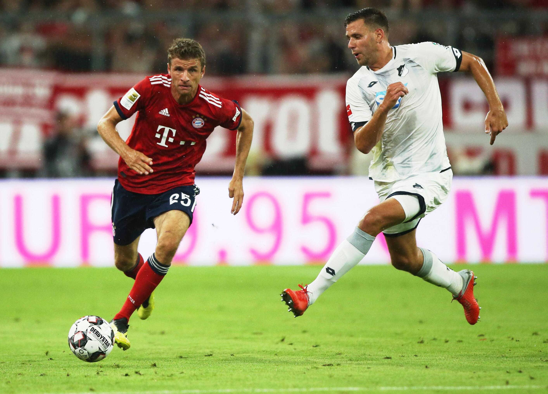 Bild zu Fußball, Bundesliga, FCB, Bayern, München, Müller