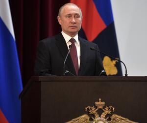Russland - Putin