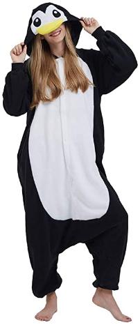 Bild zu Pinguin, Produkte, Kuscheltier, Onesie, Bettwäsche, Kostüm, Party, Figur, Tier