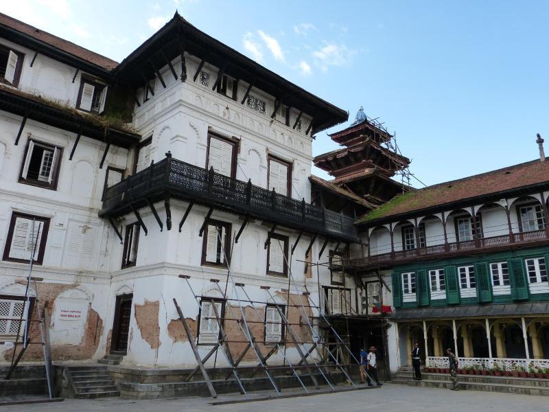 Bild zu Tribhuvan Museum