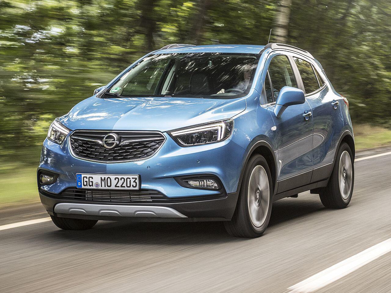 Bild zu Platz 5: Opel Mokka X