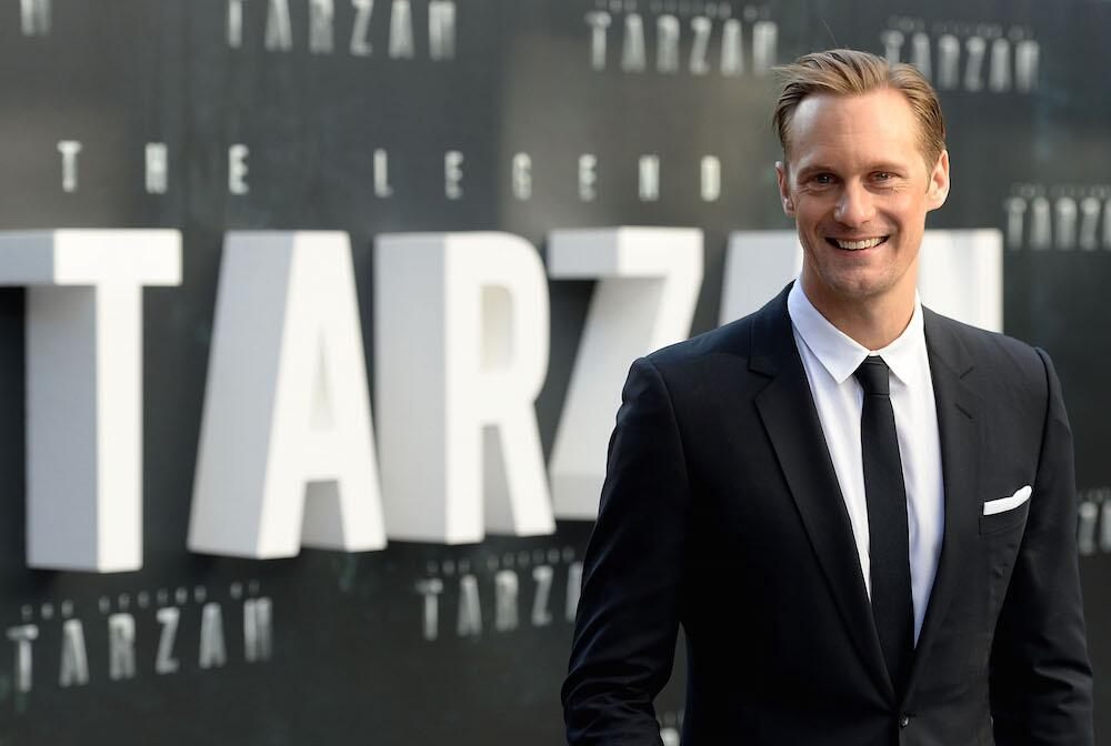 "Bild zu Alexander Skarsgård bei der Premiere von ""The Legend Of Tarzan"" in London"