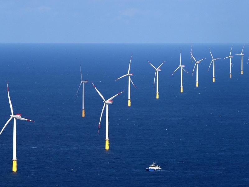 Bild zu Windräder