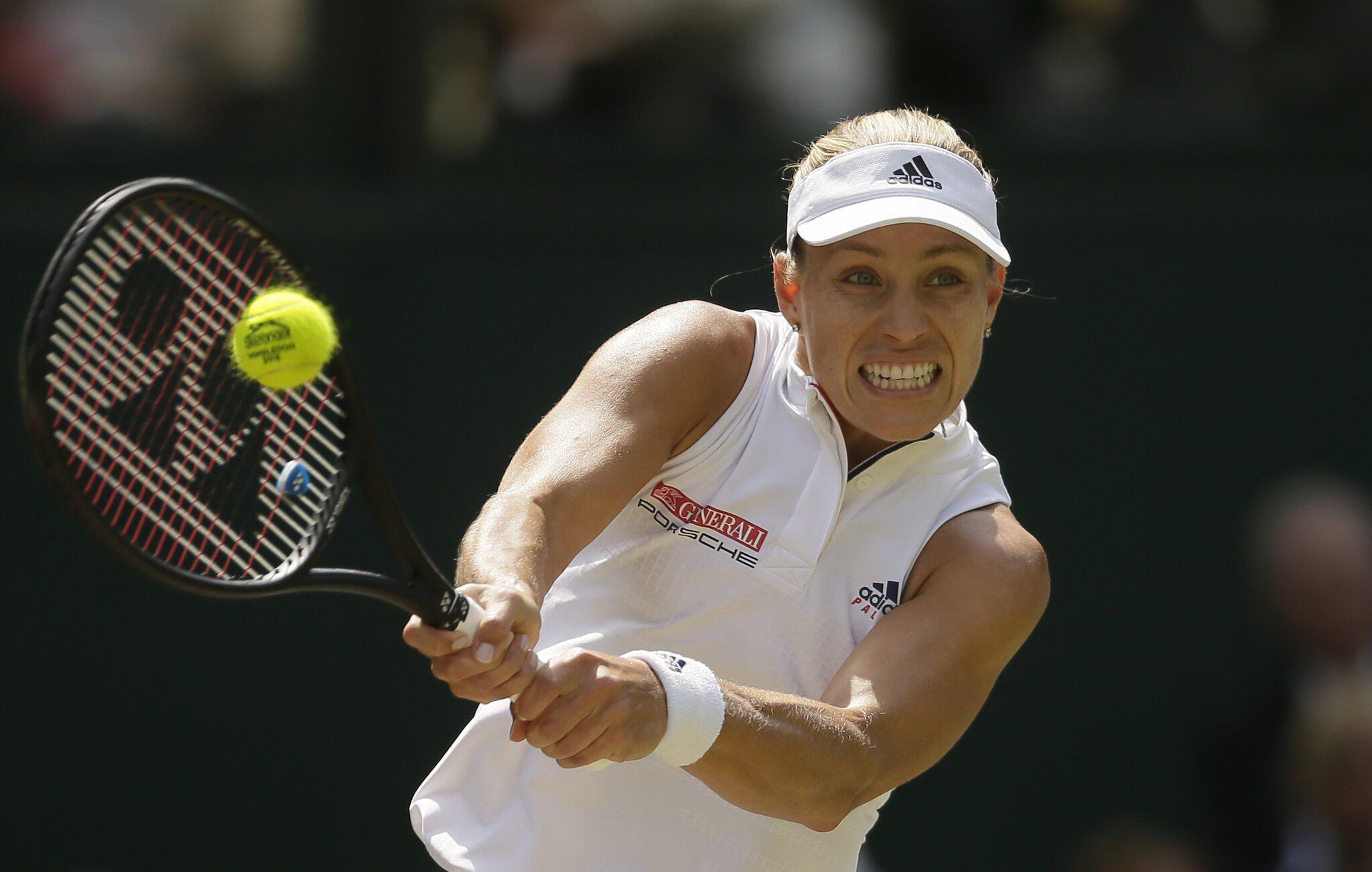 Wimbledon 2018 Julia Gorges Und Angelique Kerber In Der Ticker