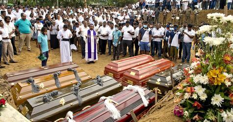 Nach den Anschlägen in Sri Lanka