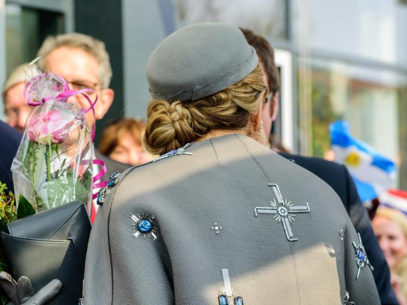 Bild zu Niederländisches Königspaar in Bayern