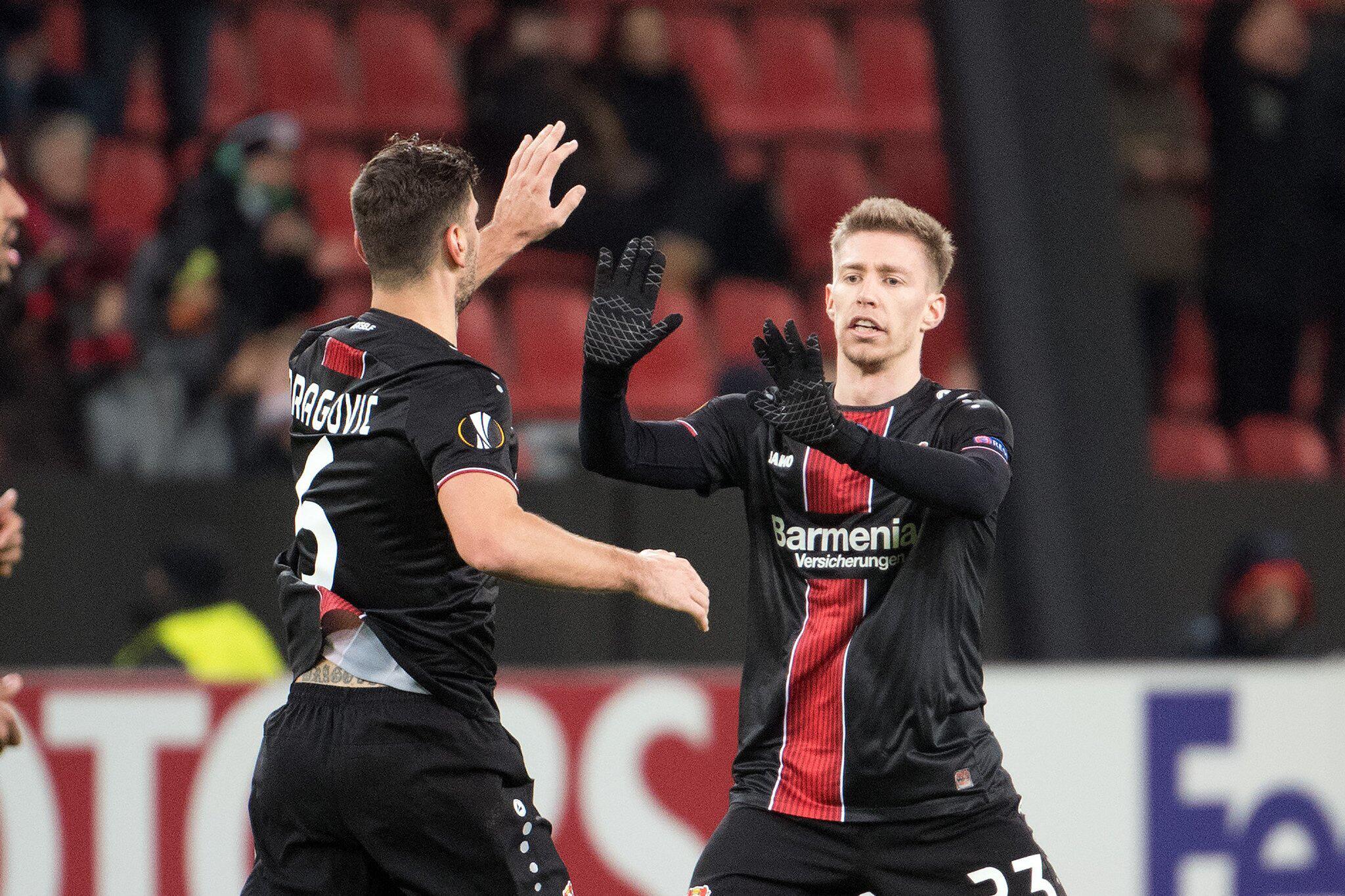 Bild zu Bayer Leverkusen - Ludogorez Rasgrad