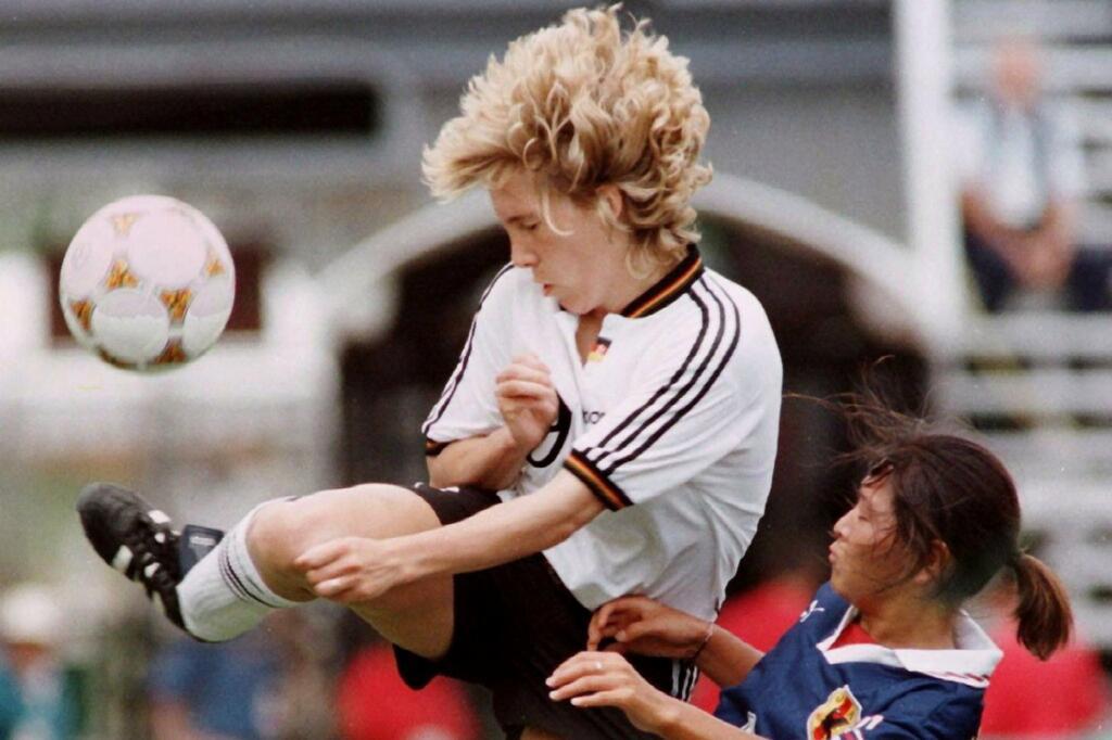 Bild zu Hall of Fame Frauenfußball