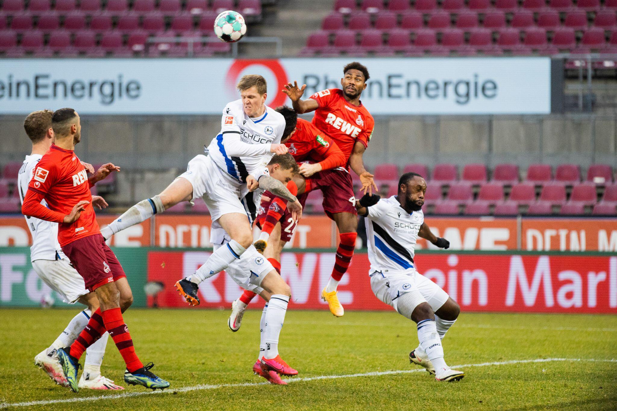 Bild zu 1. FC Köln - Arminia Bielefeld