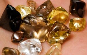 Vielfalt der Juwelen
