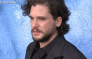 "Kit Harington weint wegen Finale von ""Game of Thrones"""