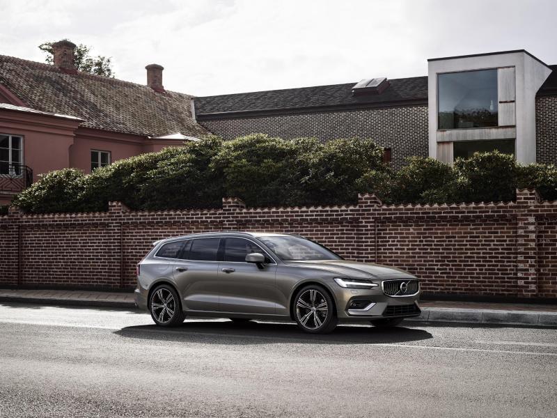 Bild zu Volvo V60