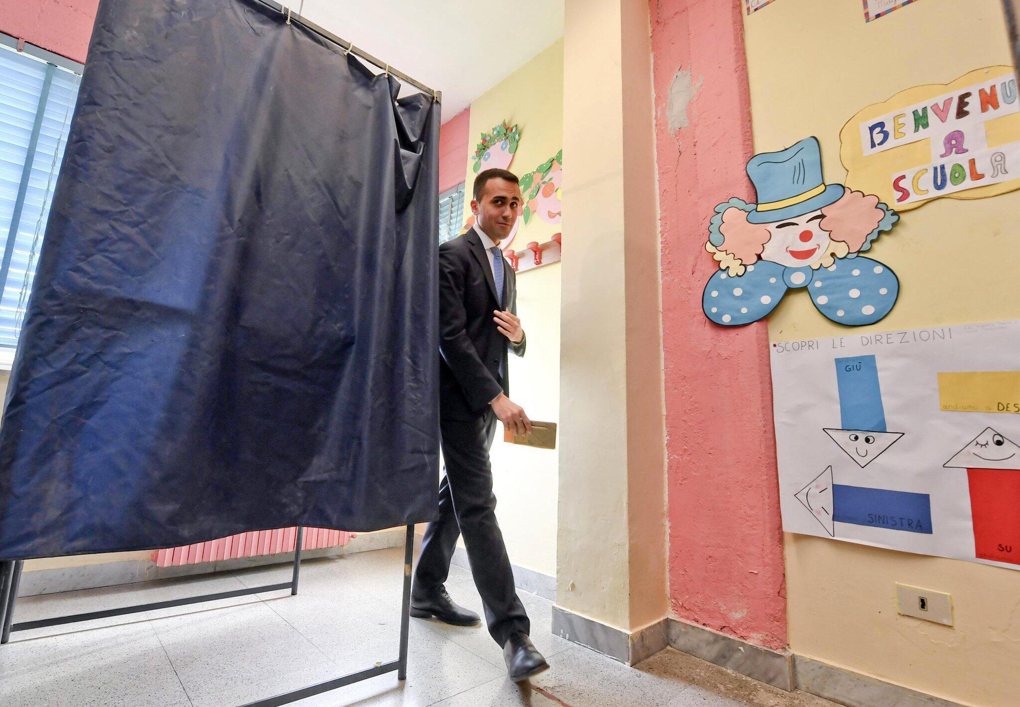 Bild zu Parlamentswahlen in Italien