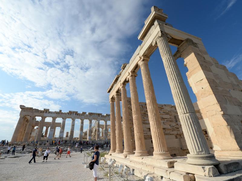 Bild zu Griechenland