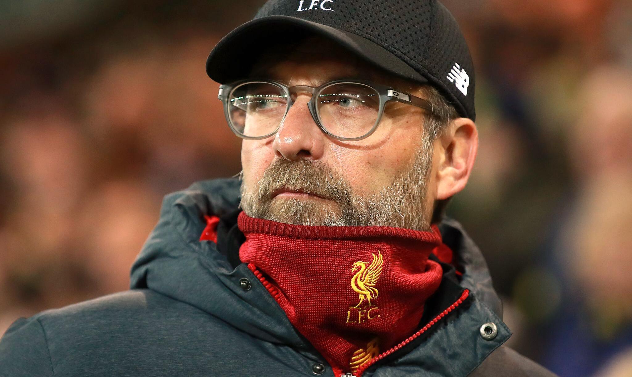 Bild zu Liverpool-Coach Jürgen Klopp