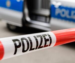 Polizeieinsatz, Saarbrücken