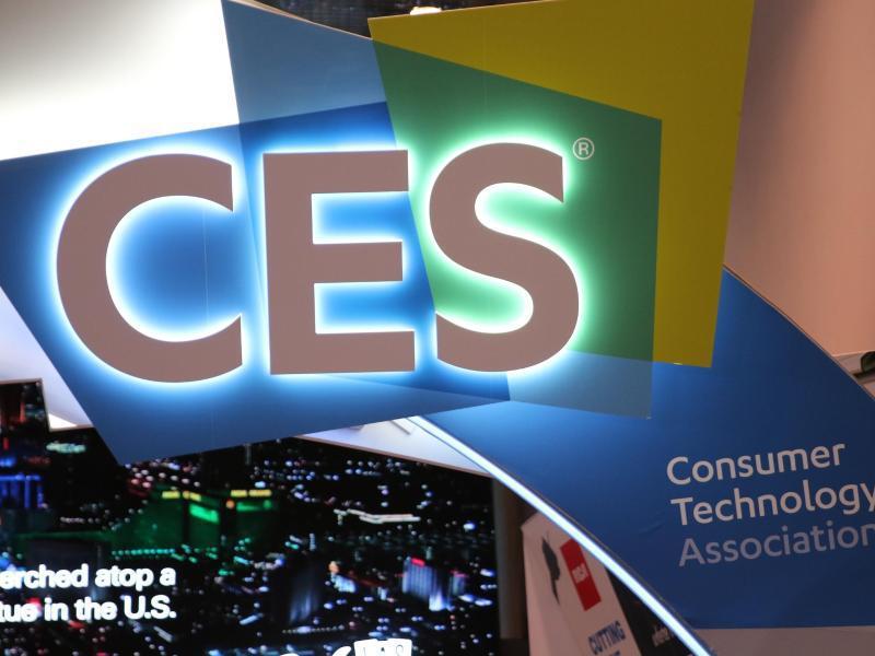 Bild zu CES 2018 in Las Vegas