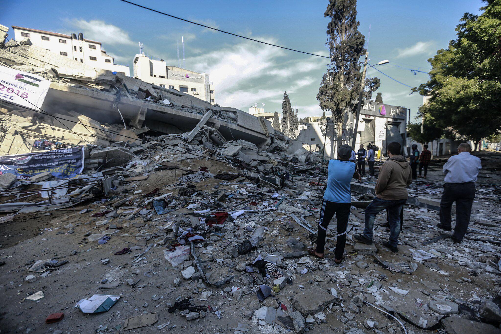 Bild zu Konflikt in Israel und im Gazastreifen