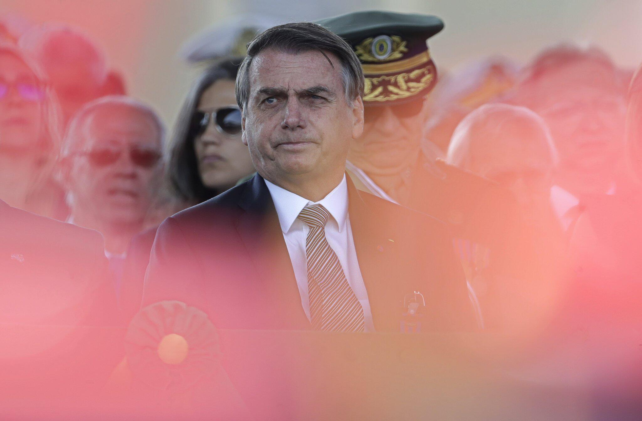 Bild zu Jair Bolsonaro