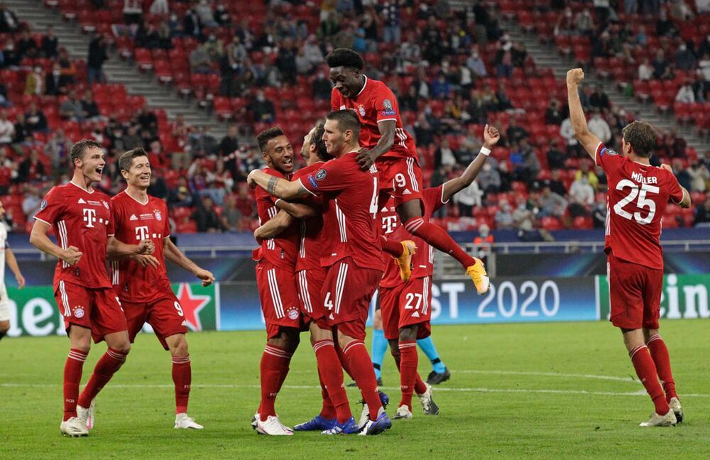 FC Bayern München - FC Sevilla