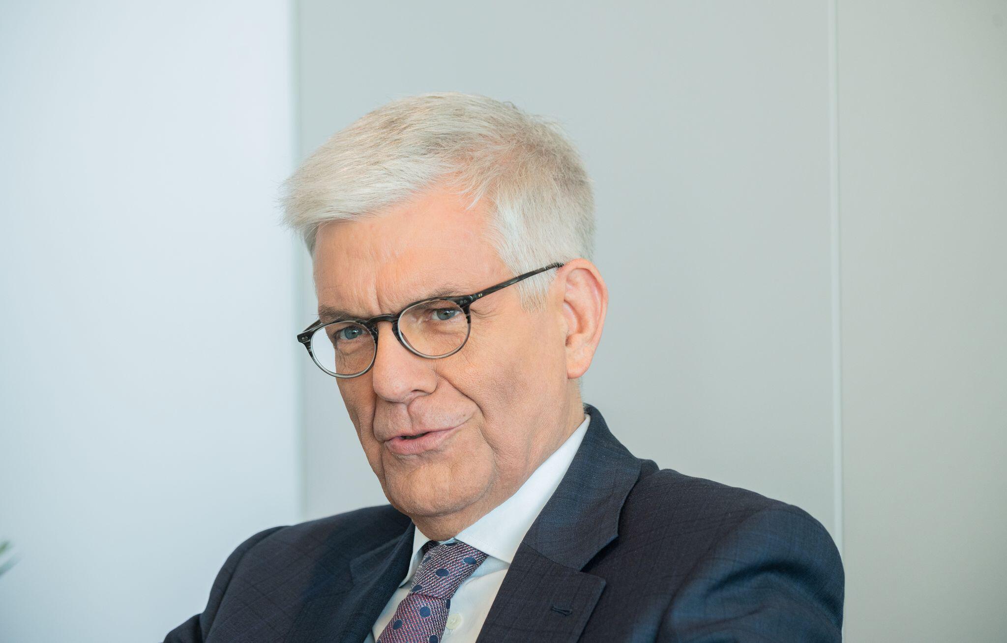 Bild zu ZDF-Intendant Bellut