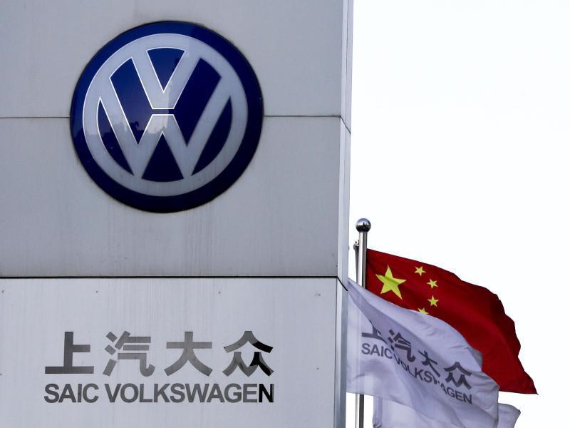 Bild zu Volkswagen in China