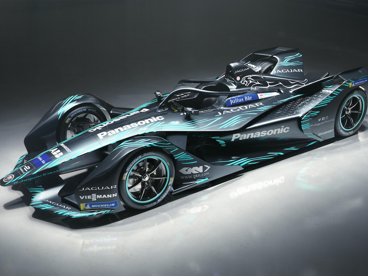 Bild zu Panasonic Jaguar Racing