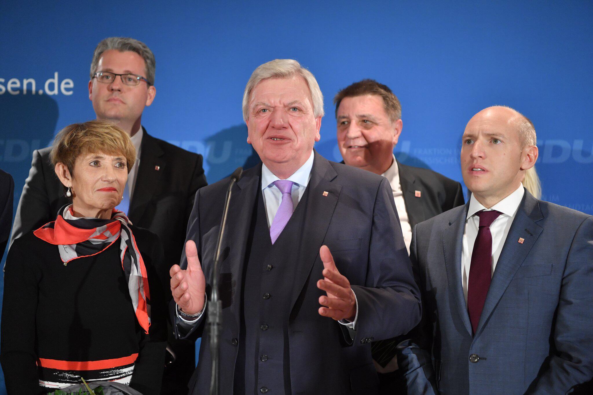 Bild zu Landtagswahl Hessen - CDU