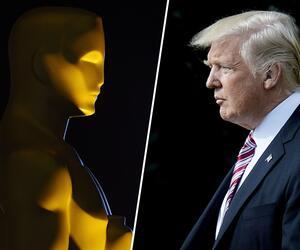 Oscars 2017, Donald Trump