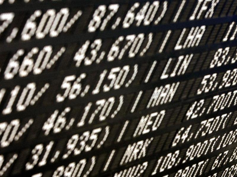 Bild zu Börsenwerte