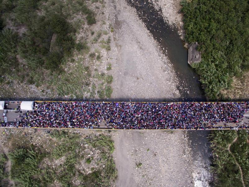 Bild zu Grenze zu Kolumbien