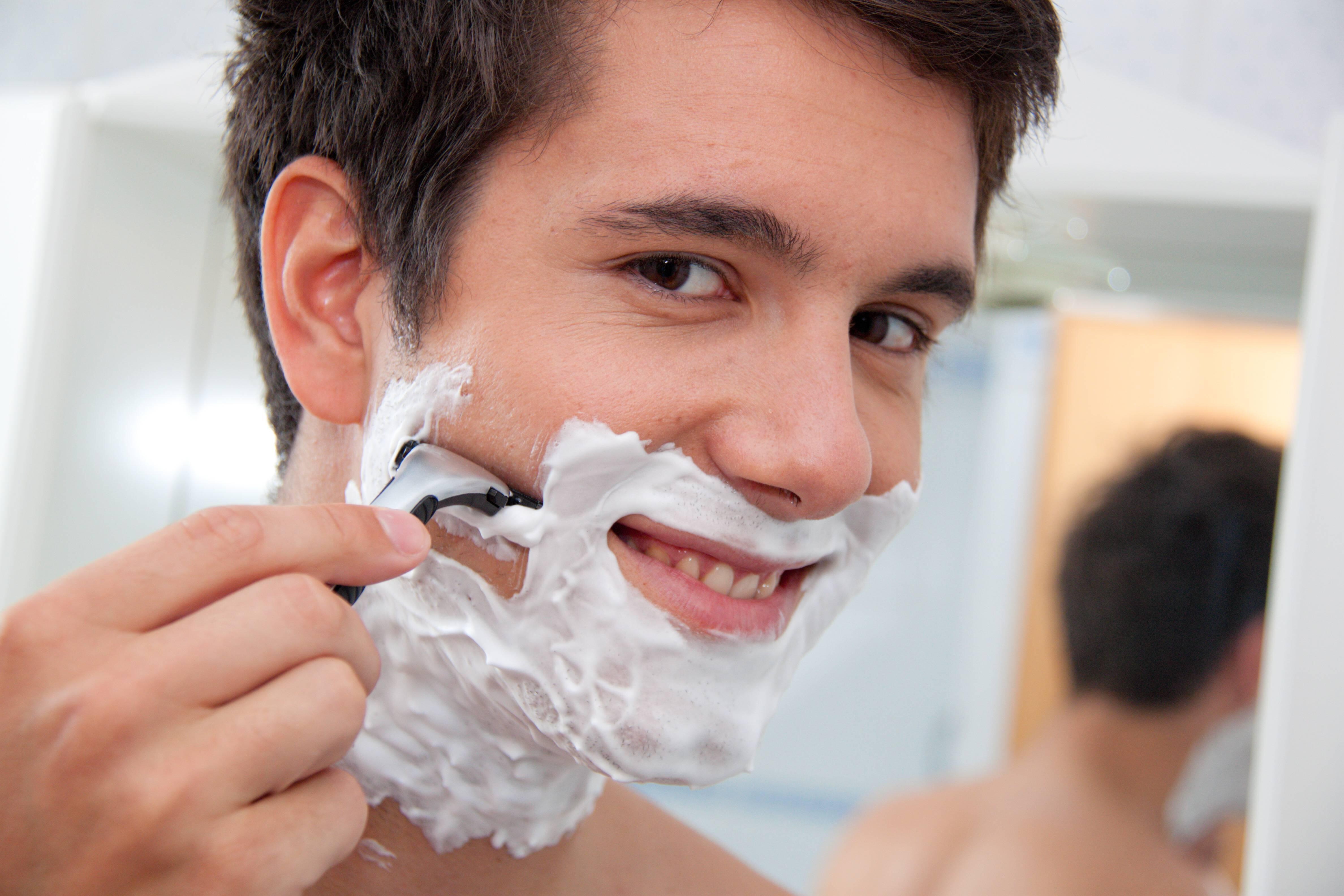 Bild zu Rasierer