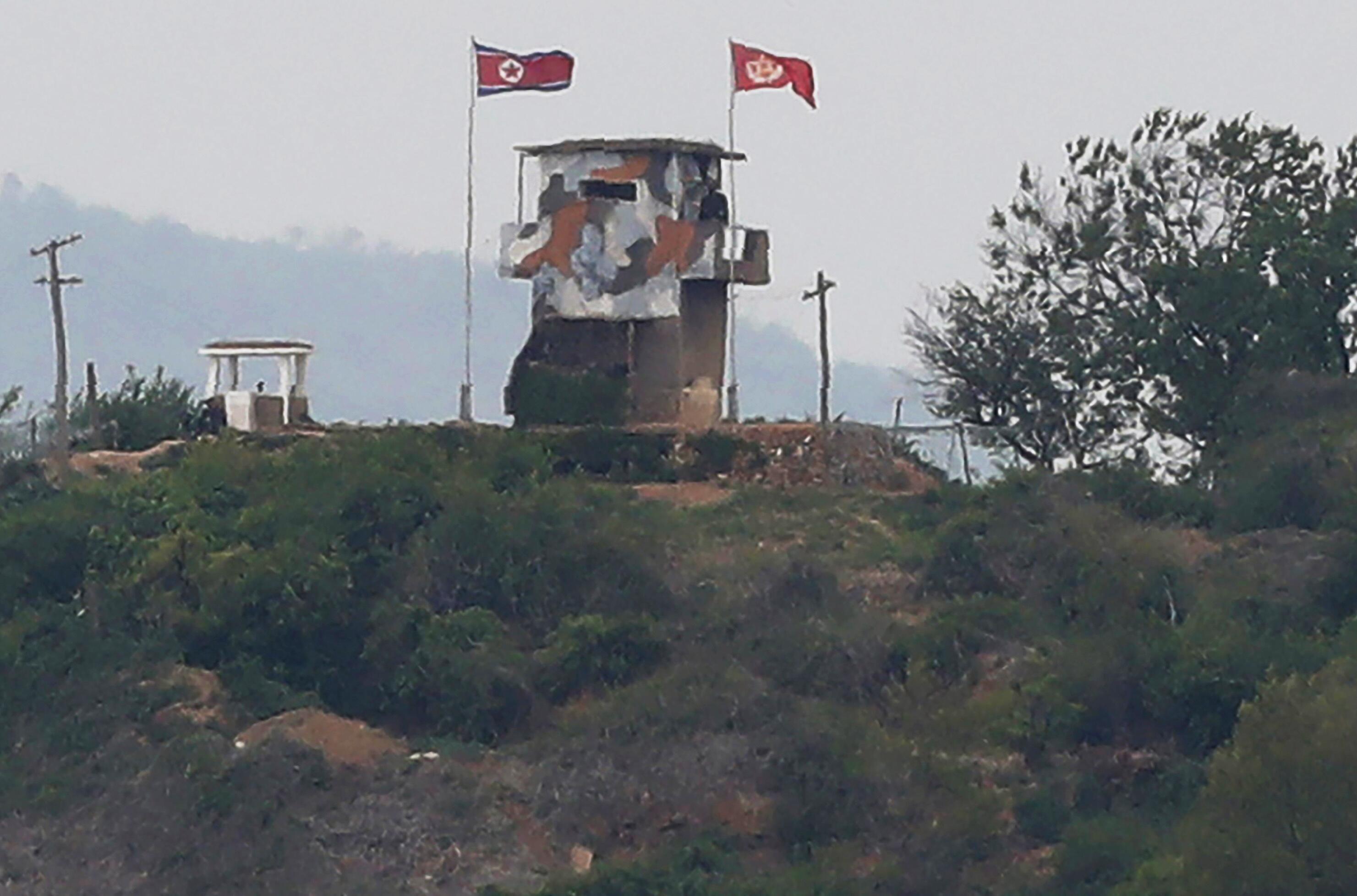 Bild zu Konflikt an der Grenze von Nord- und Südkorea