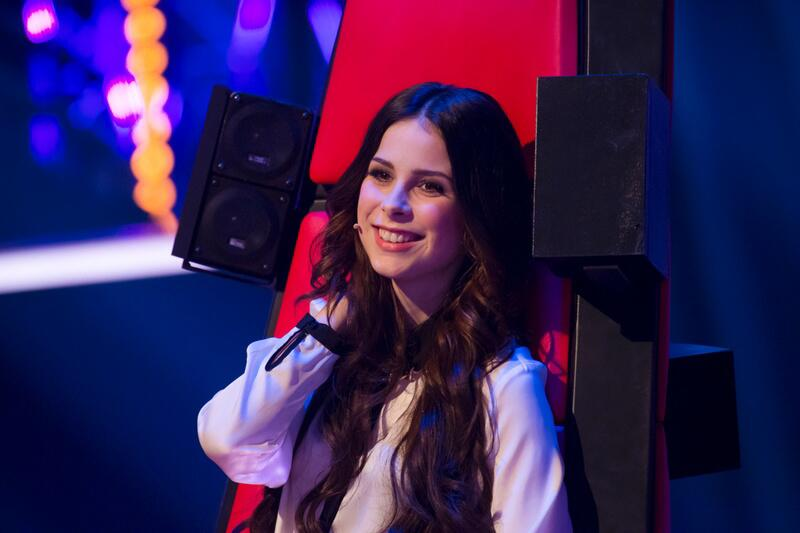 "Bild zu ""The Voice Kids"": Lena Meyer-Landrut"