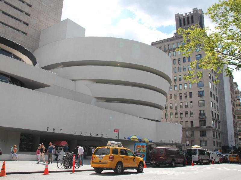 Bild zu Guggenheim Museum in New York